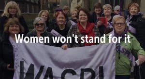 Tory Austerity and the Effect on Women - Women Against State Pension Injustice