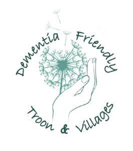 Logo for Dementia Friendly Troon