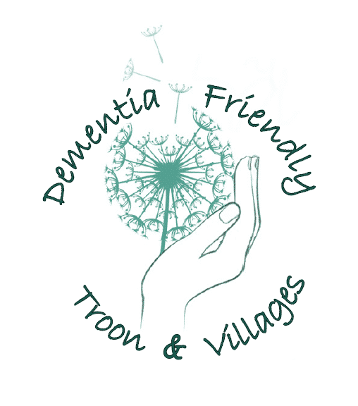 Logo for Dementia Friendly Troon
