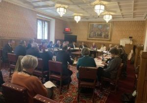 Dr Whitford chairs GMC Roundtable on Bullying on the NHS