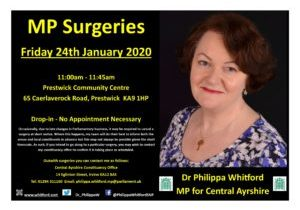 Drop-in Surgery Jan 2020