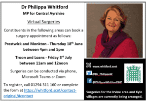 Virtual Surgeries Ad