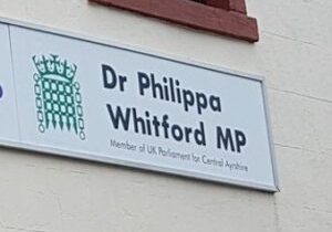 Dr Whitford's Constituency Office